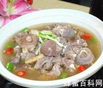 羊肉<em>火锅</em>不能和什么一起吃