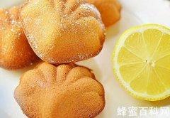檸檬<em>蜂蜜</em>蛋糕的做法及作用功效