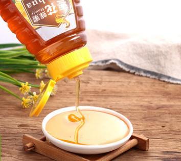 野生蜂蜜 枣花蜜 陕西农家特产 散装天然枣花蜂蜜500g