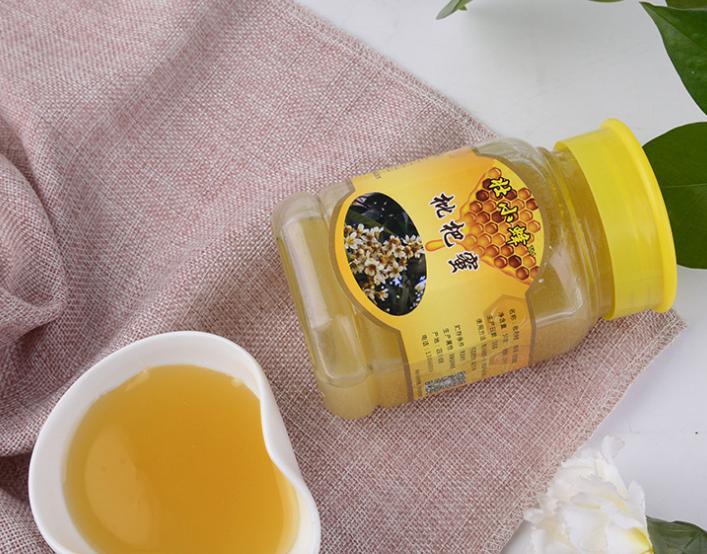 农家自产天然蜂蜜 优质枇杷蜂蜜 500g瓶装野生蜂蜜