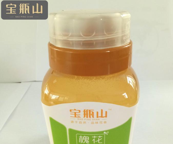 土洋槐花蜜滋补营养成熟500g蜂蜜