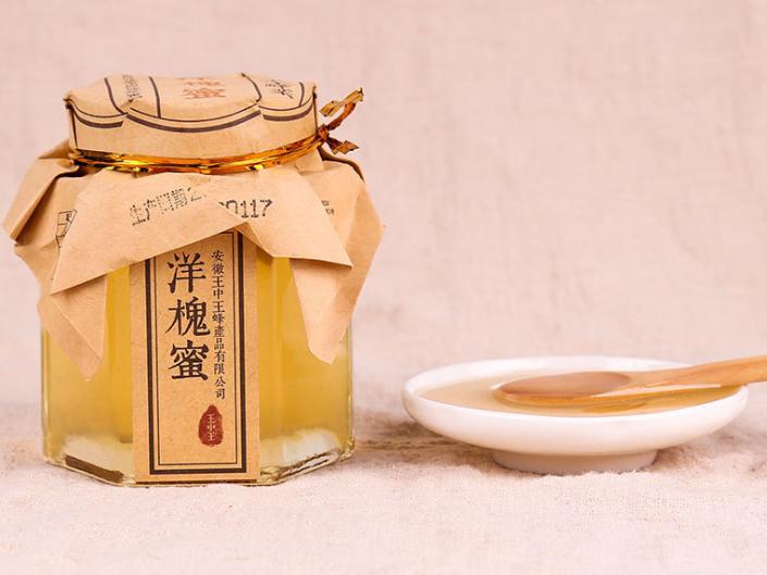 延安洋槐蜜天然洋槐蜜250g厂家直销土蜂蜜一件代发 oem代加工