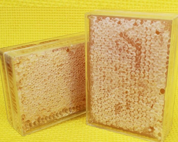 【批發代發】荊條蜂巢蜜 500g百花 天然成熟蜂巢蜜 荊條巢蜜蜂蜜