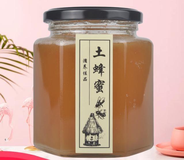 实力厂家纯正结晶土蜂蜜专注原生态蜂蜜贴牌定制拥有大型中蜂基地