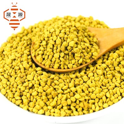 天然蜂花粉 自然大颗粒杂花粉包装精选油菜蜂花粉
