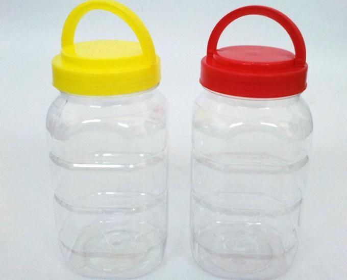 全新PET透明塑料包装瓶 2500g蜂蜜瓶 5斤加厚蜂蜜罐糖果罐