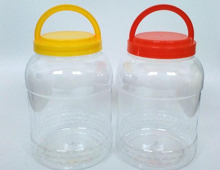 5000克蜂蜜瓶 10斤蜂蜜罐泡菜瓶 全新PET通用塑料包装瓶