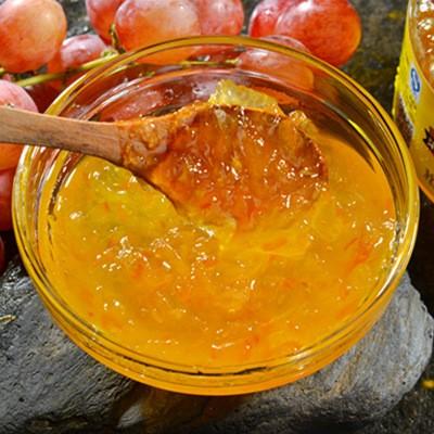 蜂蜜柚子茶 360g 采蜂人柚子醬果醬飲料沖調果汁 微商代發可貼牌