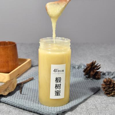 方源农家自产椴树蜜蜂场直销一件代发500g冬天结晶雪蜜椴树蜜蜂蜜