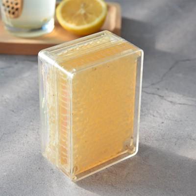 荆条巢蜜广西特产成熟封盖 250g一件代发蜂蜜批发零售荆条蜂巢蜜