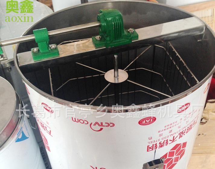 奥鑫蜂具 厂家直销 蜜蜂打蜜桶 养蜂专用摇蜜机蜂蜜分离机