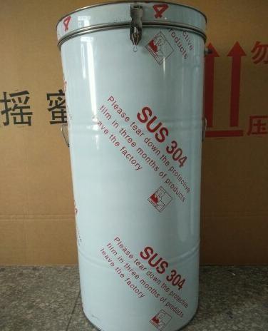 养蜂工具 不锈钢加厚1.1摇蜜机 全不锈钢打糖机 蜂蜜分离机包邮