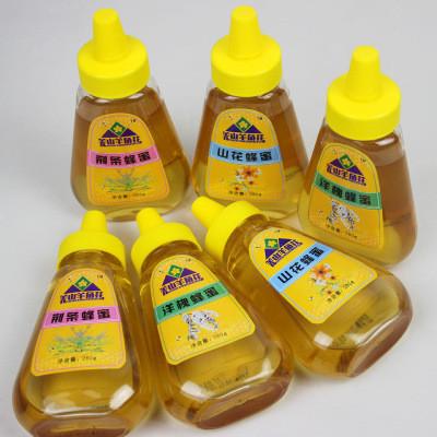 荆条蜜260g无添加天然蜂蜜荆条花蜜天然成熟原生态荆花蜜