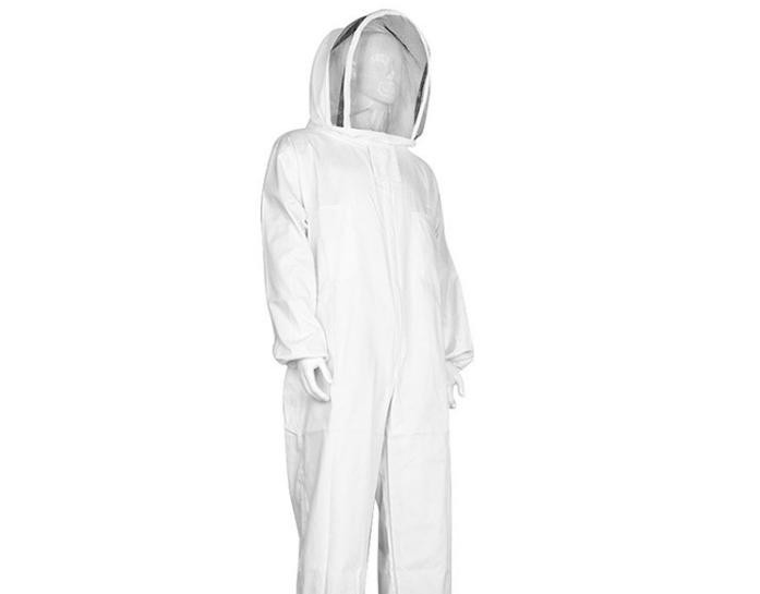 好蜂景蜂业 供应养蜂套装 白色防蜂衣养蜂 手套养蜂工具 现货供应