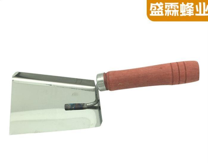 蜂具批发 取蜡铲 花粉铲 取蜡取粉铲 不锈钢清理铲