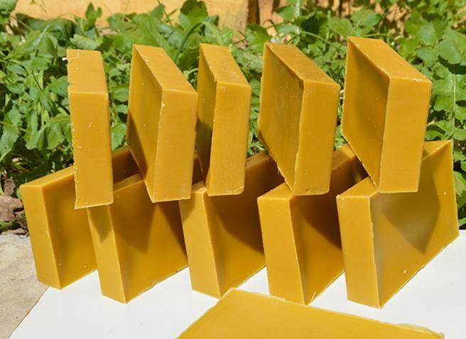 出口級天然蜂蠟黃蜂蠟白蜂蠟食品級工業級機構檢測合格