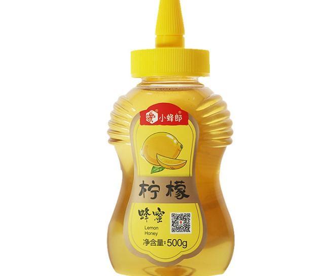柠檬蜂蜜 500g 散装蜂蜜包装蜂产品