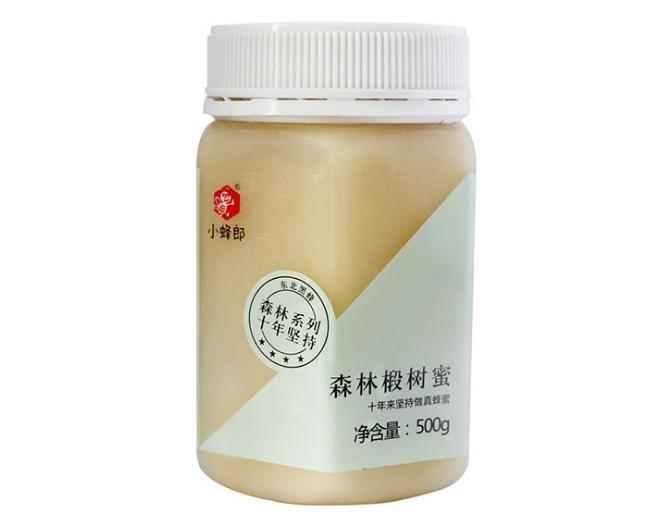 森林椴樹蜜 500g 瓶裝土蜂蜜