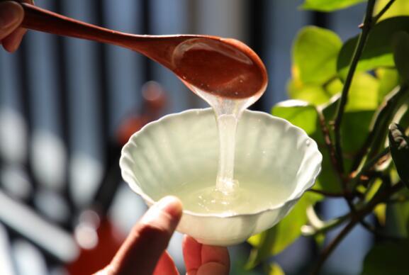 红枣蜂蜜水