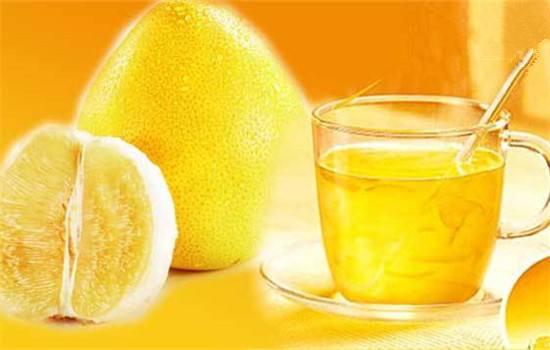 经期能喝蜂蜜柚子茶吗