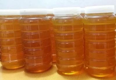 微商卖蜂蜜