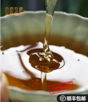 田野牧蜂 枇杷蜂蜜苏先生高活性成熟蜂蜜孕妇儿童1470g/瓶装