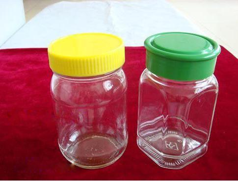 1斤蜂蜜瓶500克装