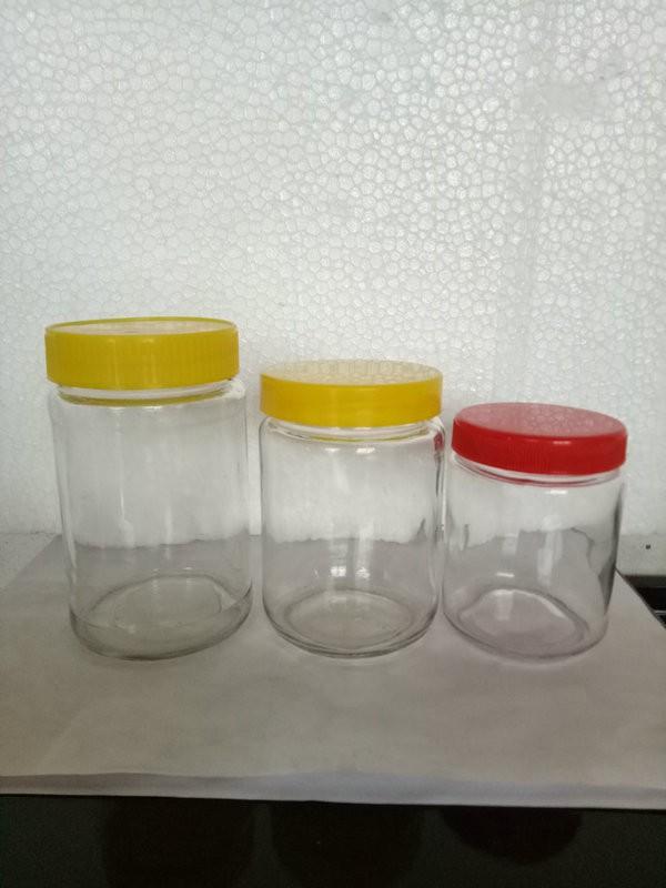 优质蜂蜜罐玻璃